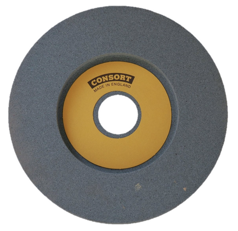 Consort Grinding Wheel 180mm x 25mm x 31.75mm (Medium Hardness) P180