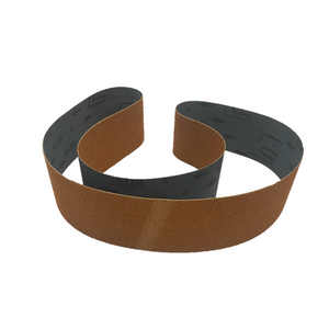 100mm x 2500mm Glass Cork Sanding Belts - Packs of 5
