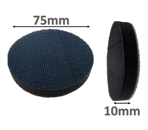 "3"" Interface Pad - 75mm x 10mm Soft Foam Interfacce Pad"