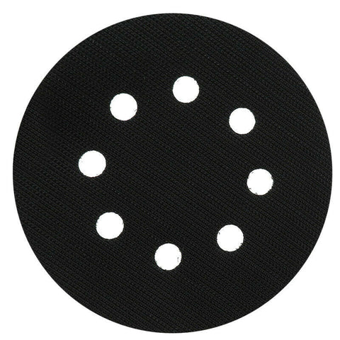 "Soft Foam Interface Pad 5"" 8 Holes - For Makita DeWalt & Bosch - 125mm x 10mm"
