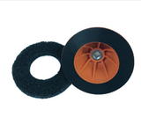 Wheel Hub Cleaner Grinder - 75mm Inner 150mm Outer Diameter - With 3 Clean and Strip Disc