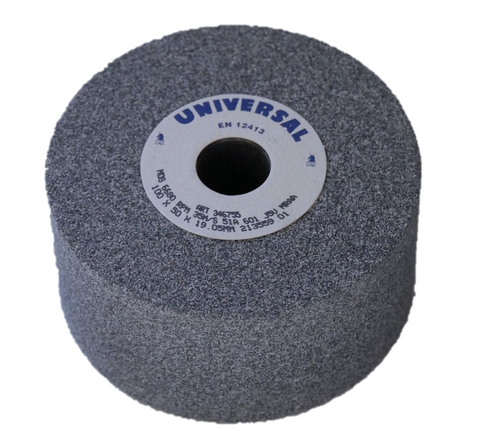 100mm x 50mm x 19.05mm (Medium Hardness) P60 Universal Grinding Wheel