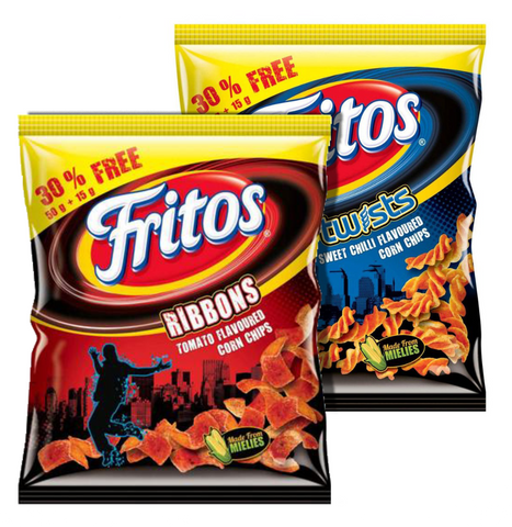 Fritos. Festival Snacks from FestEasy.