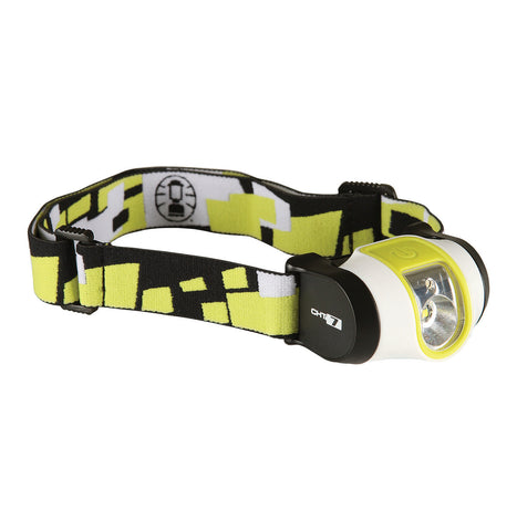 Coleman Headlamp. Festival Camping from FestEasy