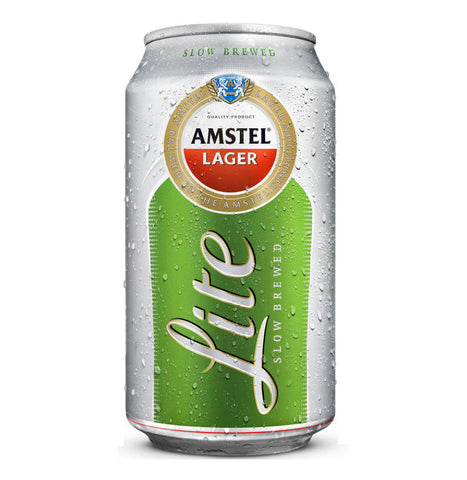 Amstel Lite 330ml. Festival Beer from FestEasy.