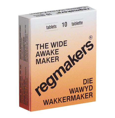 Regmakers. Festival Essentials from FestEasy.