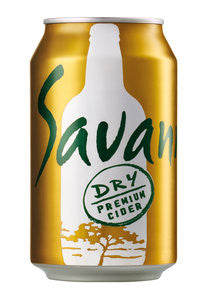 Savanna Dry 6 Pack. Festival Ciders from FestEasy.