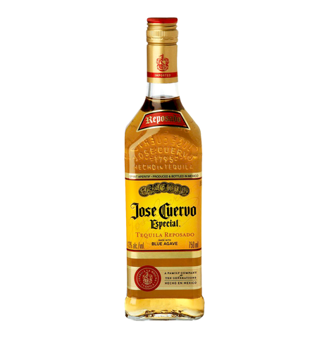 Jose Cuervo Tequila. Festival Spirits from FestEasy.