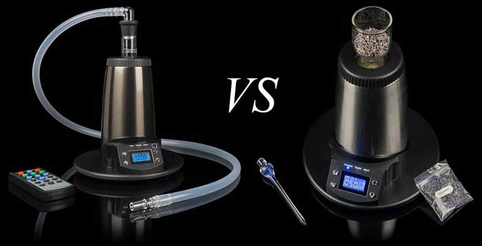 Arizer Extreme Q Vs Arizer V Tower - Who Wins?