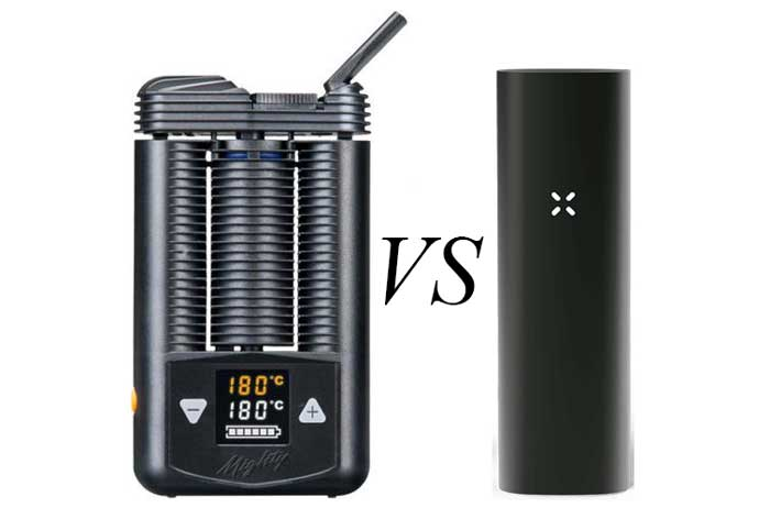 Mighty vs Pax 3 – Comparison Between the Giants of The Portable Vapes