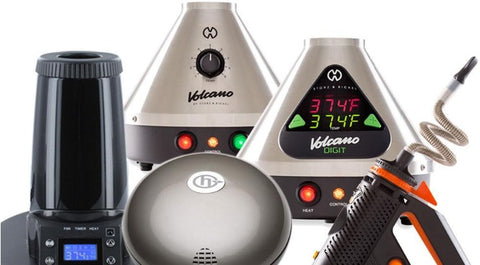 Desktop Vaporizers I Green Vapes