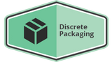 Discreet Packaging Icon