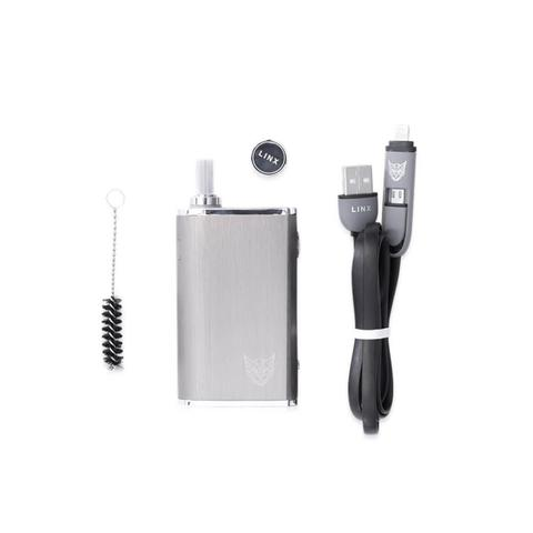 Linx Gaia Vaporizer with Charger and Cleaning Tool
