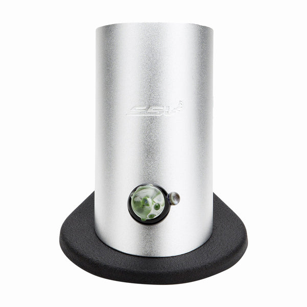Vaporizador Silver Surfer Silver Green Vapes UK