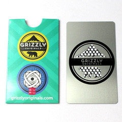 Grizzly Steel Card Grinder