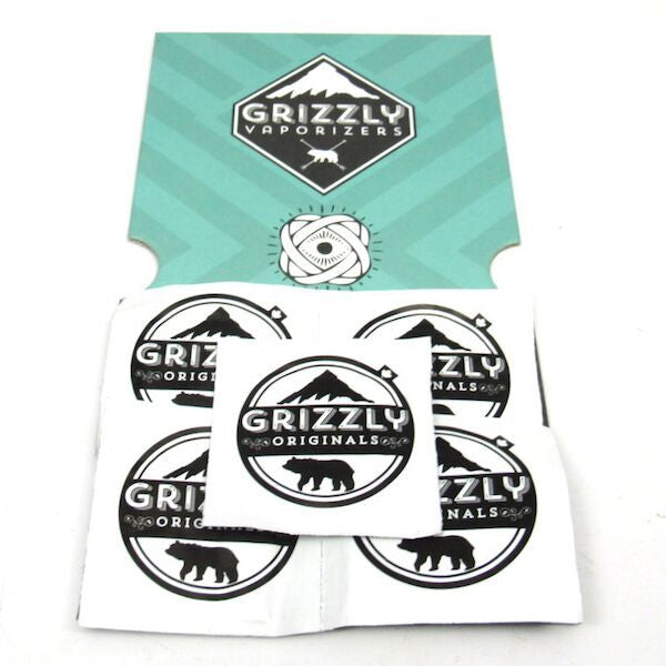 Grizzly Guru Vaporizer Cleaning Wipes