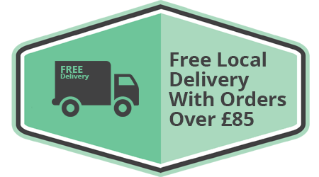 Free Local Delivery For Orders Over £85!