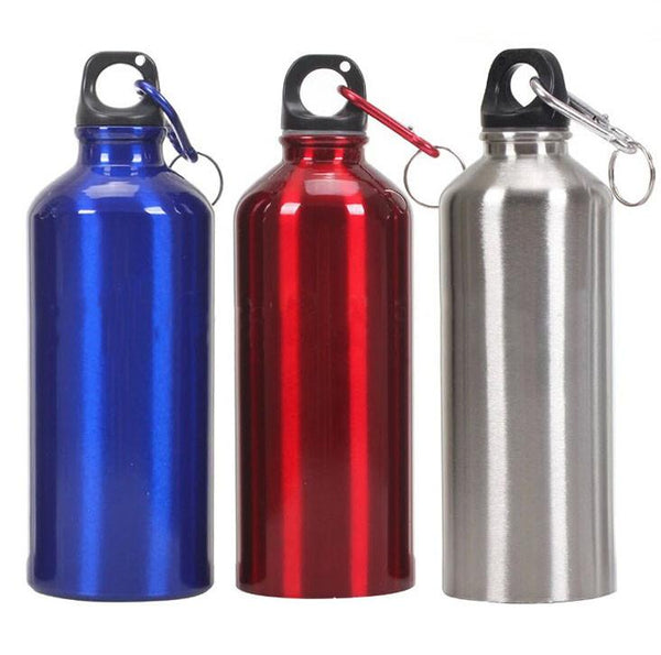 Bouteille Inox 3 coloris