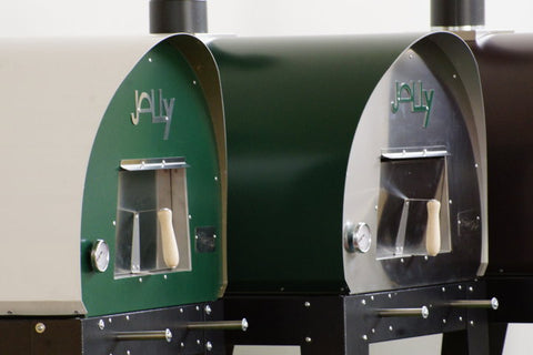 JOLLY - Residential Wood Fired Oven