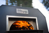 DIAMANTE Gas - Residential and Semi Professional Wood & Gas Fired Oven