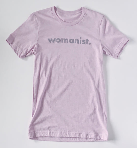 april womanist crew neck tee