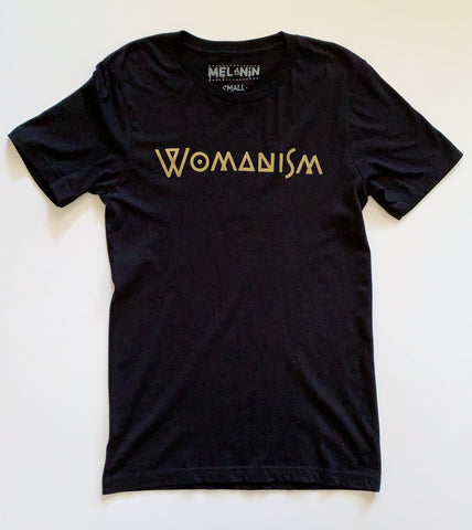 Womanism Short Sleeved Tee
