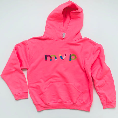 MVP Hoodie Youth Girls