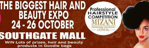 THE BIGGEST HAIR EXPO
