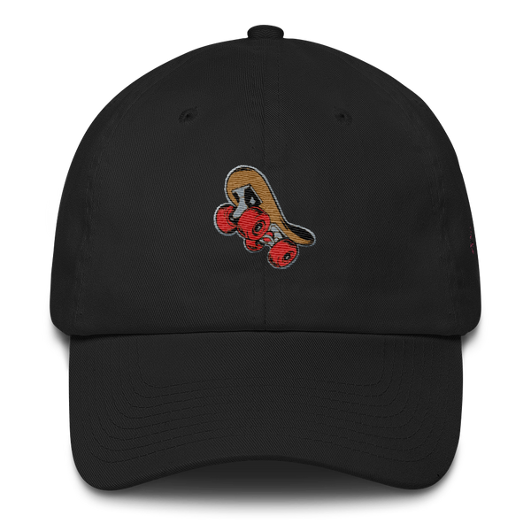 Skateboard Cap by Raglan Cruisers