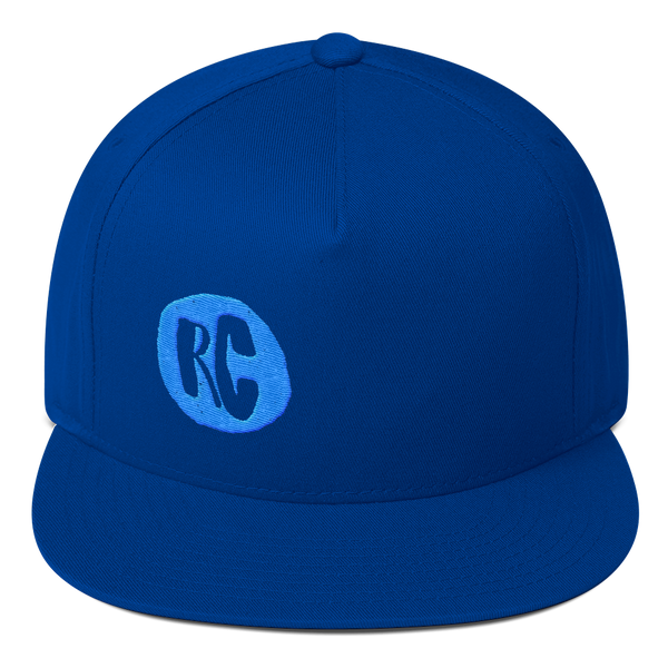 RC Blue Cap