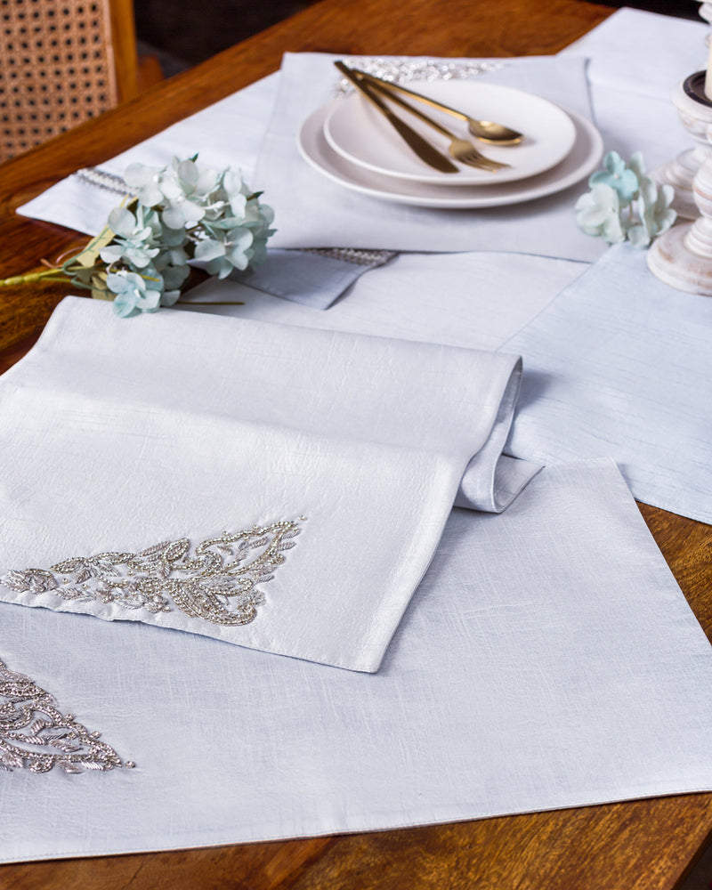 Nikaah Table Runner and Mats