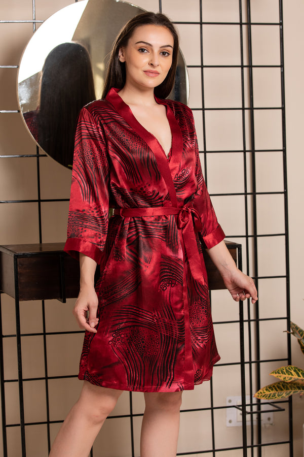Sensuous Nightgown set