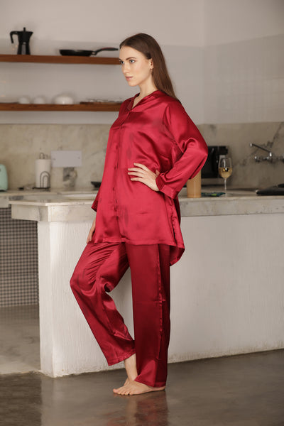 Comfort fit Satin Night suit