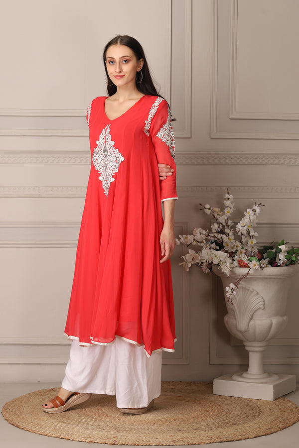 Stylish Bright Kurti