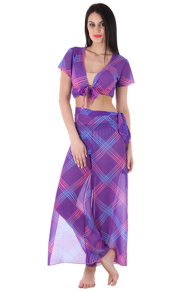 Beach Wrap sarong set - Private Lives