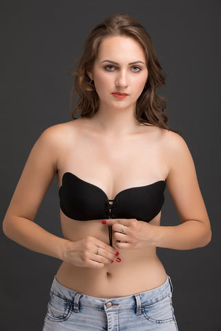 Black Push-Up Bra