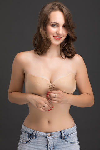 Skin Push-Up Bra