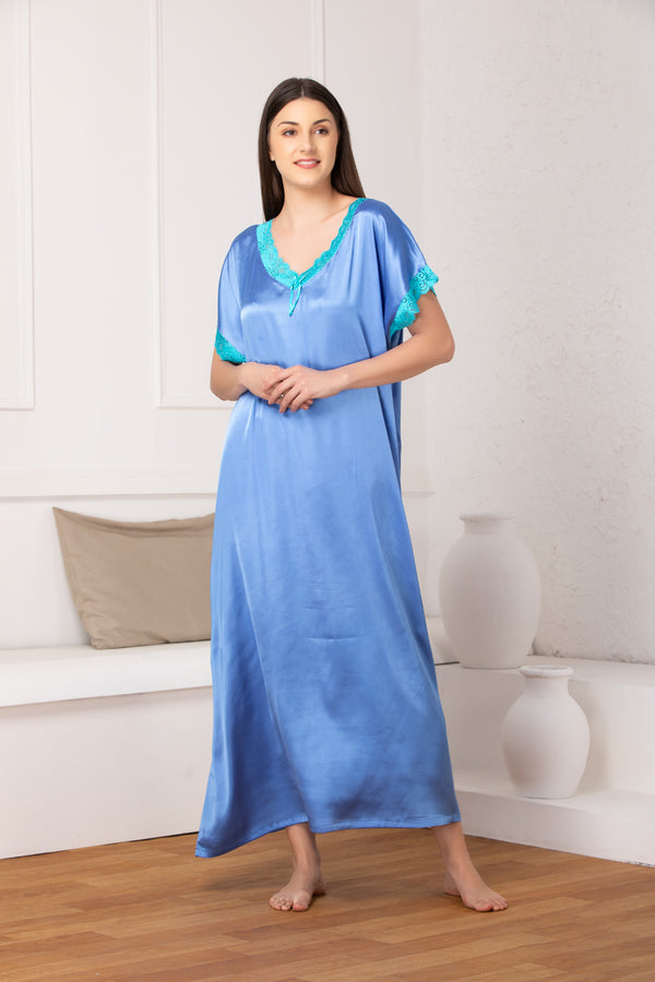 Comfy fit Satin nighty