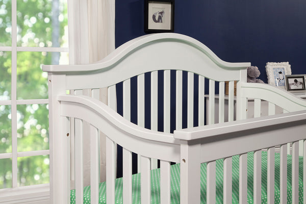 DaVinci Baby Jayden 4-in-1 Convertible Crib (White)