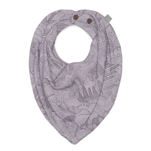 Fairytale Collection Bandana Bib in Fairytale