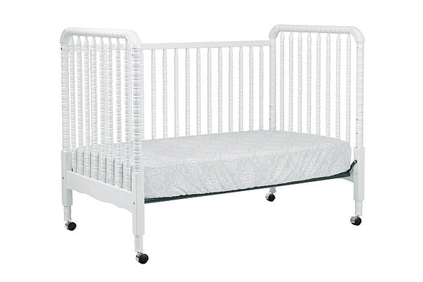 Jenny Lind 3-in-1 Convertible Crib (White)