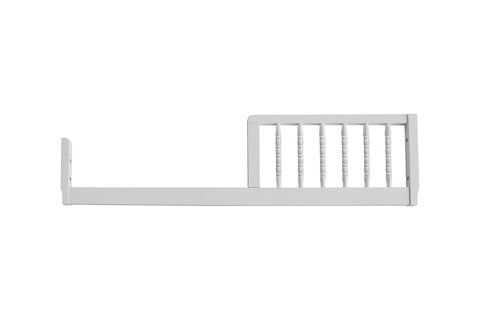 Toddler Bed Conversion Kit for Jenny Lind Crib (Fog Grey)