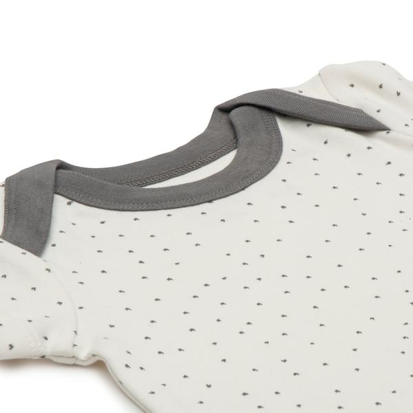 Fawn Collection Lap Shoulder Bodysuit in Hoof