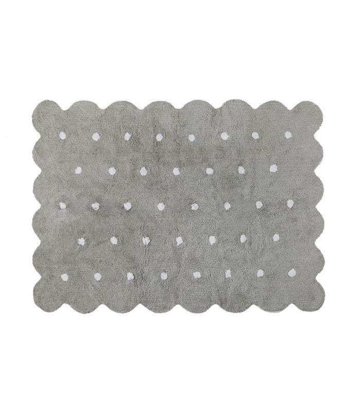 Lorena Canals Biscuit Grey Washable Rug