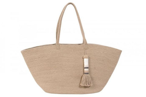 Lorena Canals Cistell Basket Linen (2 sizes)
