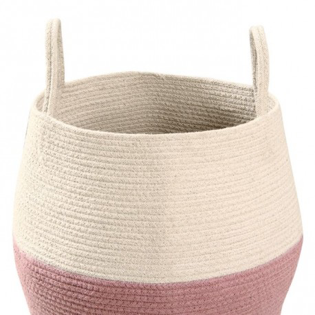 Lorena Canals Zoco Ash Rose - Natural Basket