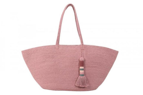 Lorena Canals Cistell Basket Ash Rose (2 sizes)
