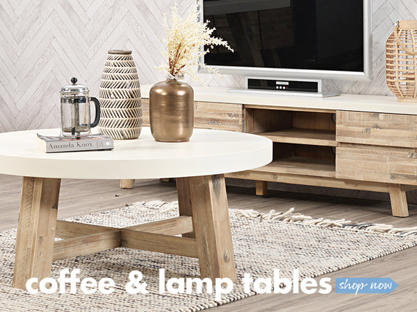 Coffee & Lamp Tables