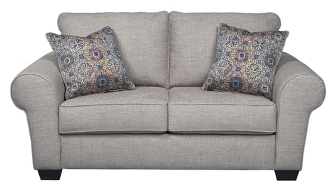 Belcampo 2 seater sofa including scatter cushions - LOUNGE