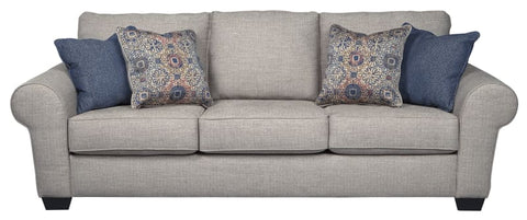 Belcampo 3 seater sofa inc scatter cushions - LOUNGE
